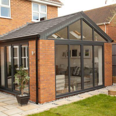 New build Sunrooms Bangor Co. Down